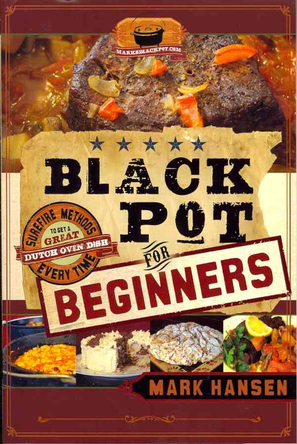 Black Pot Beginners By Hansen, Mark